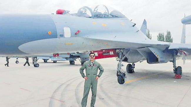 Pak F-16 pilot was lynched by his own people - Sakshi