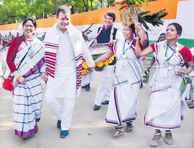 One chowkidar has defamed all others - Sakshi