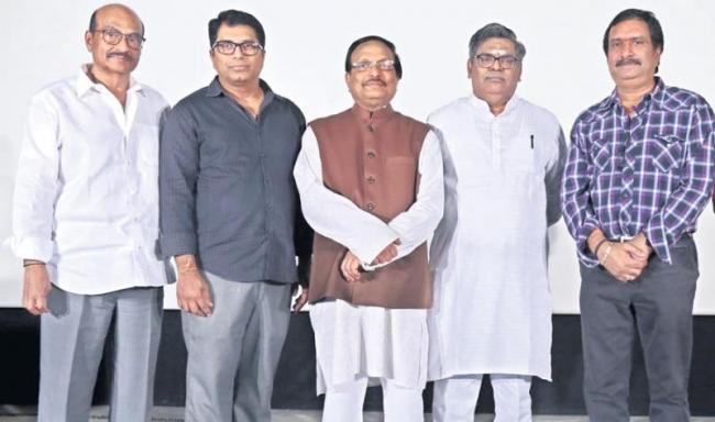 Duppatlo Minnagu Movie Teaser Launch - Sakshi