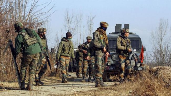 Two terrorists killed in encounter in Kupwara - Sakshi