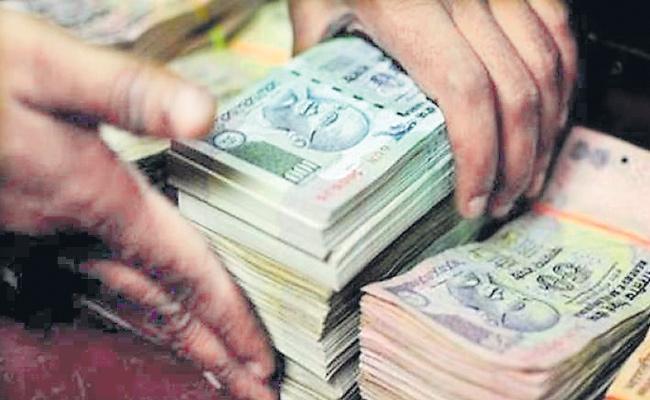 Fiscal deficit crosses 134% of budget estimate at February-end - Sakshi