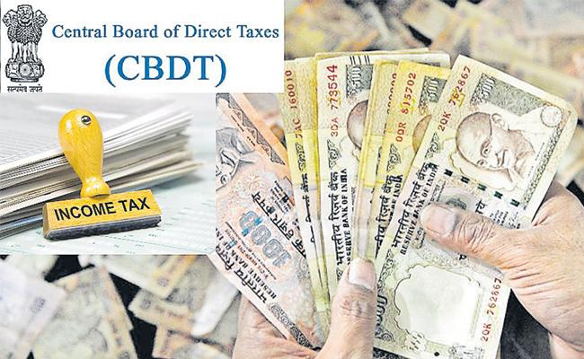 Direct tax collection falls short of target by 15%, CBDT raises alarm - Sakshi