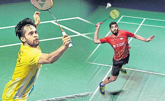 India Open badminton: Srikanth, Kashyap enter semi-finals - Sakshi