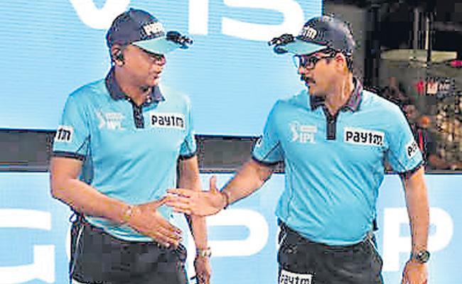 No sanctions for umpires despite no-ball controversy - Sakshi