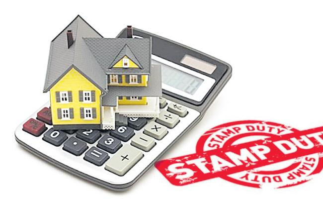 How much stamp duty is there in any city? - Sakshi