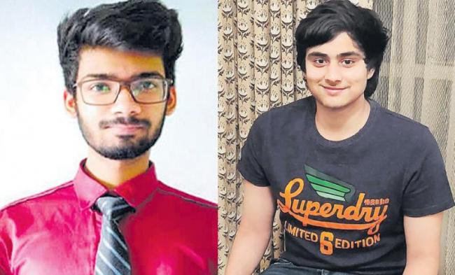 Mumbai youth bags Rs 1.2 crore package at Google's London office - Sakshi