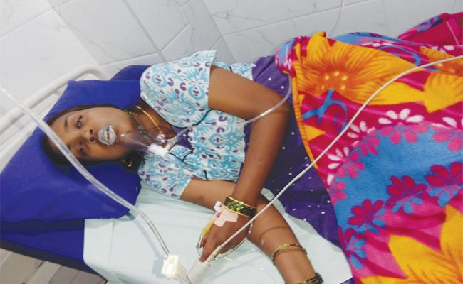 Bride Commits Suicide in Palamaner Chittoor - Sakshi