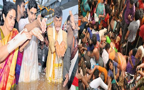 Chandrababu will Build an International Level Capital of Andhra With his Forty Years of Experience - Sakshi