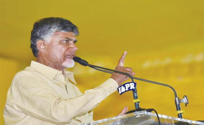 Kathi Padmarao Article On Chandrababu Naidu - Sakshi