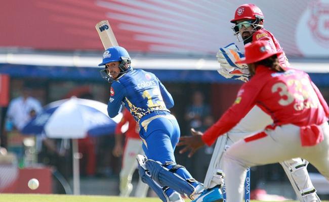 Another Umpiring Mistake in IPL 2019 - Sakshi