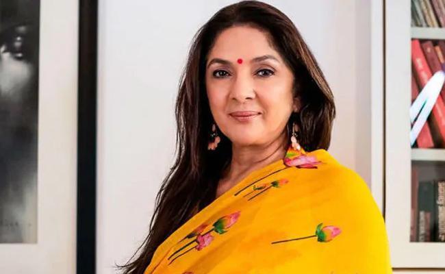 Neena Gupta: Older women can also be sexy - Sakshi