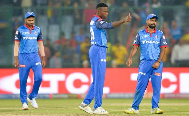 Shreyas Iyer Says Rabada Promised to Bowl Only Yorkers in Super Over - Sakshi