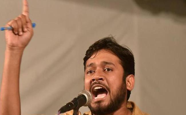 Kanhaiya Kumar Reason Behind His Political Entry - Sakshi