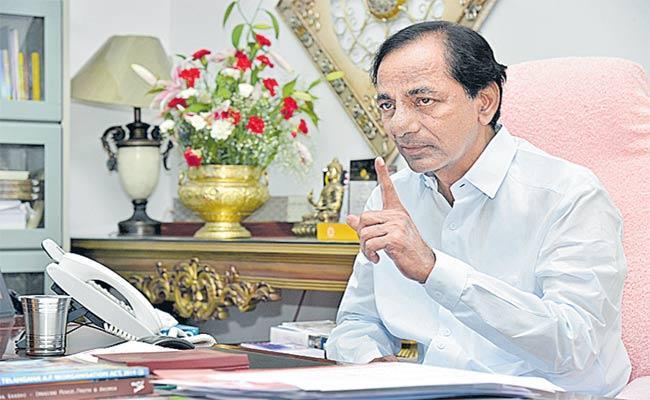 KCR Meeting On Lok Sabha Election 2019 - Sakshi