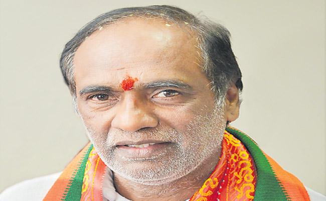 BJP demands KCR apology to people - Sakshi