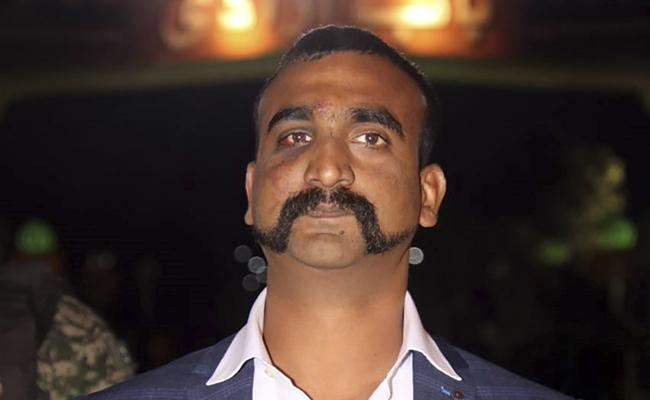 After That Abhinandan Will Fly Fighter Jet Says BS Dhanoa - Sakshi