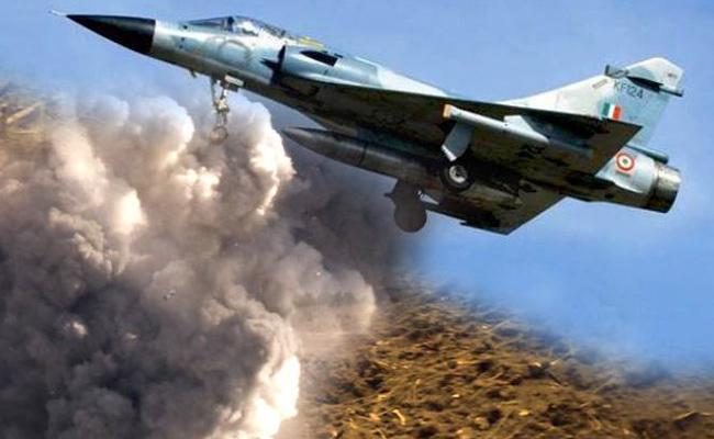 Over 250 Killed in Air Strike, Says Amit Shah - Sakshi