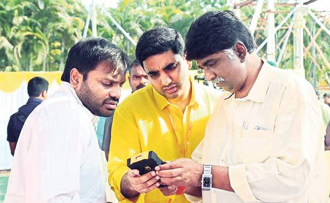 TDP App Breached Data Of AP Voters - Sakshi