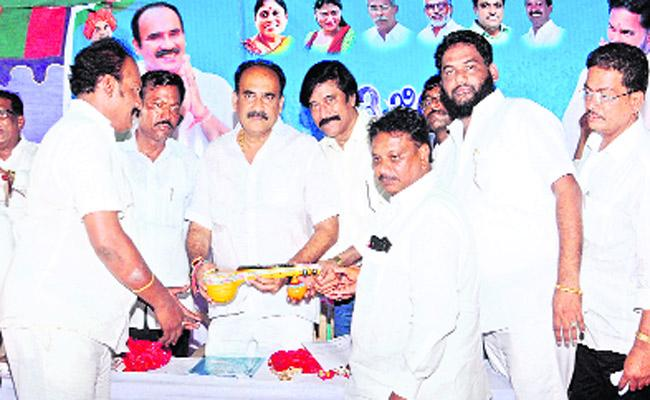 We Give Complete Hope To People Said Balineni Srinivasa Reddy - Sakshi