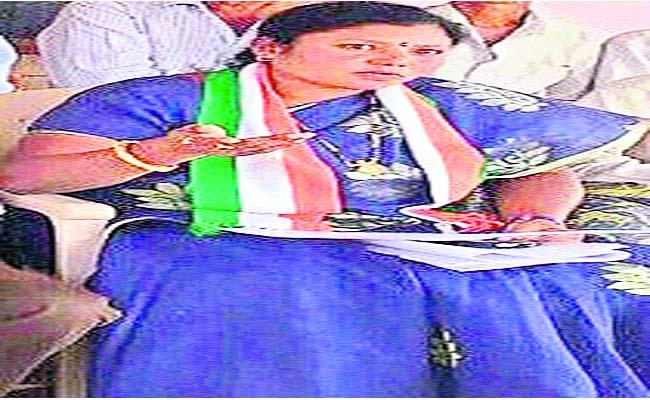 Resign and change the party - Sakshi