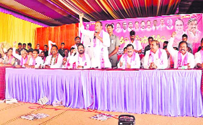 Previous Rulers Robbed  State said  minister malla Reddy - Sakshi