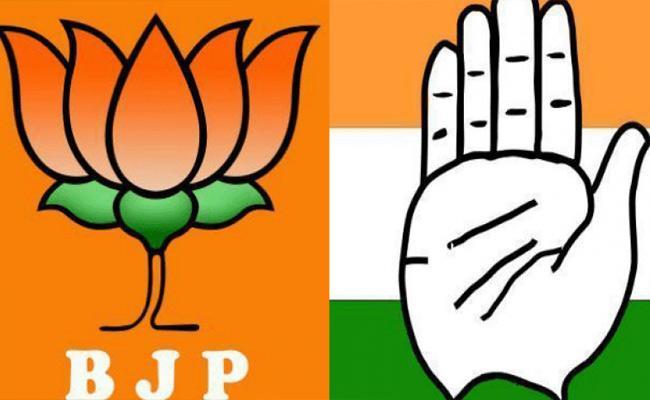 Arvind Kejriwal Alleges Congress Has Secret Understanding With BJP - Sakshi