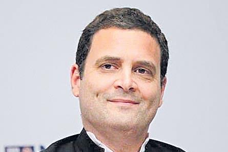 Rahul Gandhi accuses PM Modi of lying on Amethi ordnance factory - Sakshi
