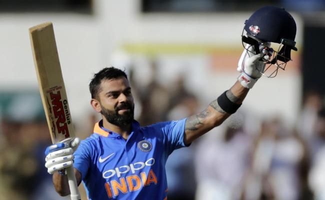 Indias Thrilling Eight Run Win Over Australia In Second ODI - Sakshi