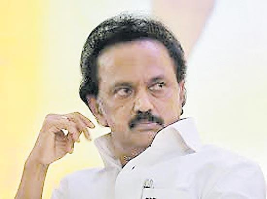 DMK-Congress join hands for 2019 Loksabha elections - Sakshi
