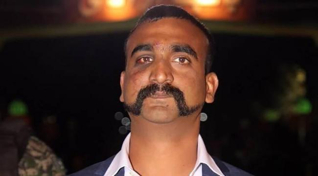 IAF pilot Abhinandan will now be part of Rajasthan school syllabus - Sakshi