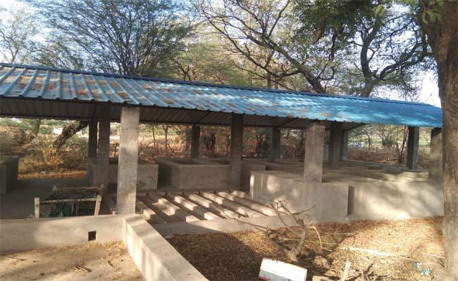 Dumping Yards Are Not Using Properly In Prakasam - Sakshi
