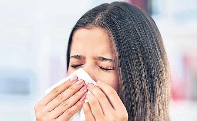 Many people in this changing period are cough natural - Sakshi