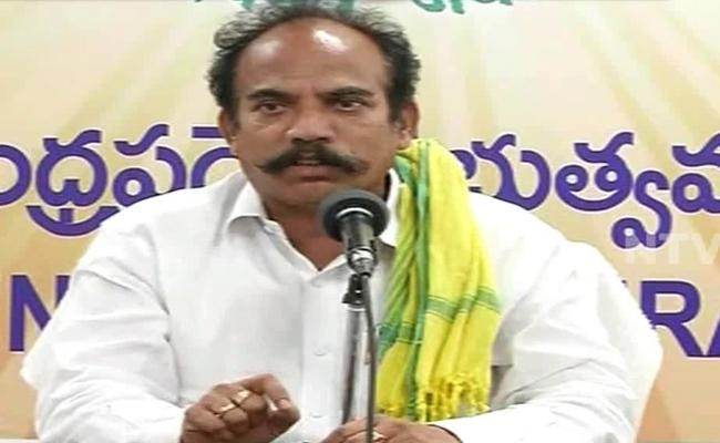 Minister Jawahar Comments On Kanna Lakshminarayana - Sakshi