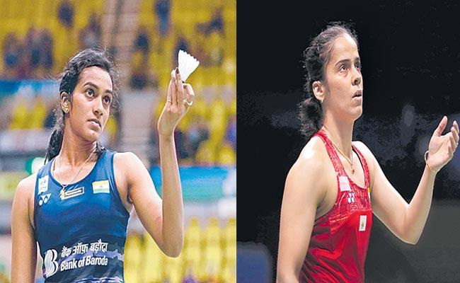 Sindhu And Saina aim to break 18 year jinx - Sakshi
