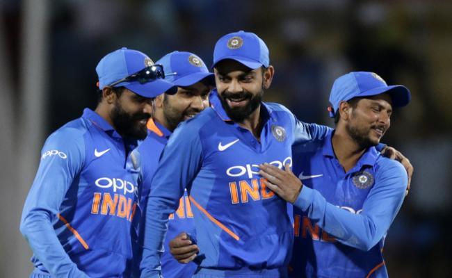 India eye series win in Dhonis last match at Ranchi - Sakshi