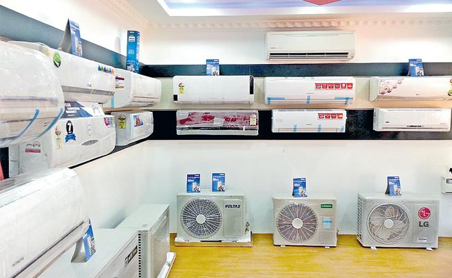 10pc share in AC market in 5 years - Sakshi