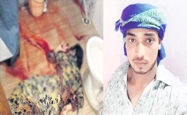 Bouncer Killed Wife in Hyderabad - Sakshi