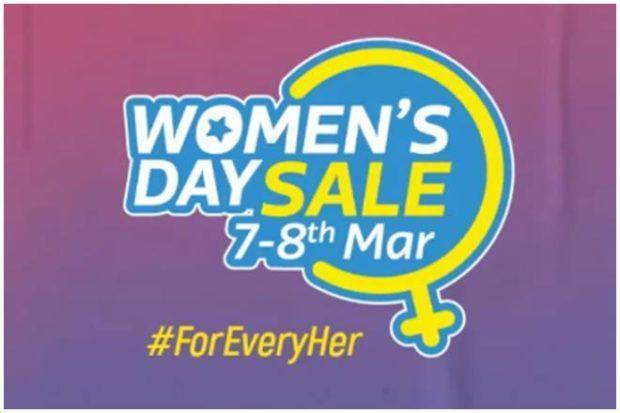 Flipkart International Women Day Sale - Sakshi
