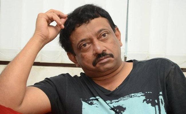 Ram Gopal Varma Tweet About Lakshmis NTR - Sakshi