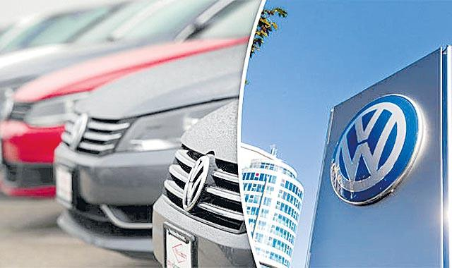 Volkswagen fined Rs 500 crore by NGT for violating emission norms - Sakshi