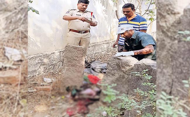 Girl Child Murdered in Hyderabad - Sakshi