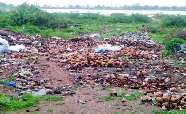The 'SolidWest' Project In Khammam - Sakshi