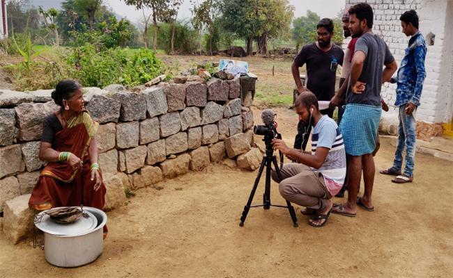 My Village Show Gangavva - Sakshi