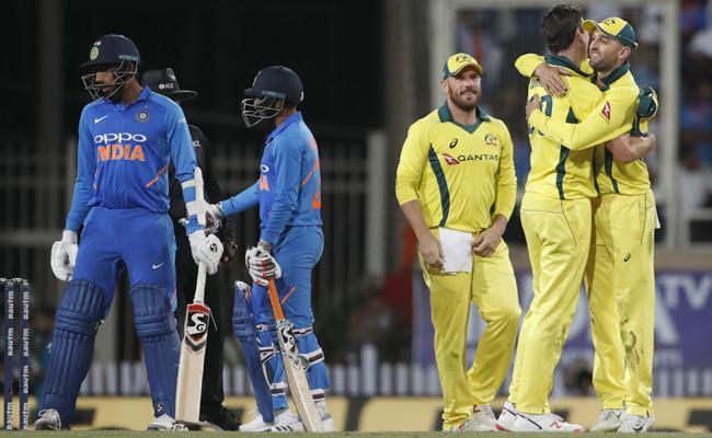 Image result for india v australia 3rd ODI