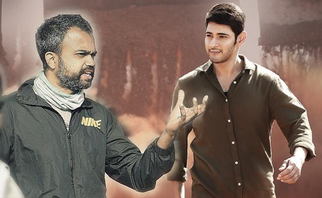 KGF Director Prashanth Neel Movie With Super Star Mahesh Babu - Sakshi
