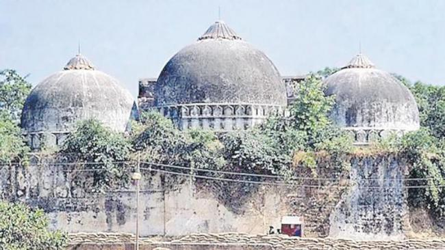 Ram Janmabhoomi-Babri Masjid land dispute case mediation panel - Sakshi