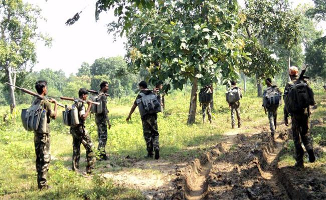 Army Enforcing Into Maoist Areas - Sakshi