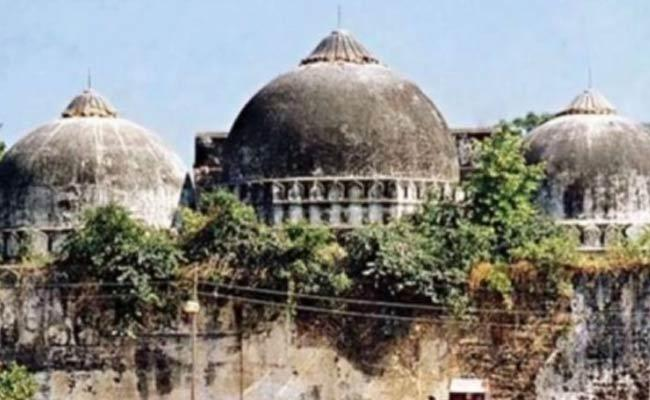 Editorial On Babri Masjid Case Three Members Mediation - Sakshi