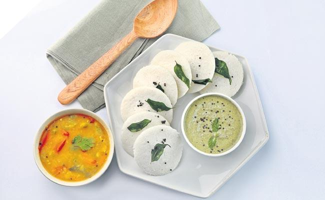 Idli is easy to digest - Sakshi