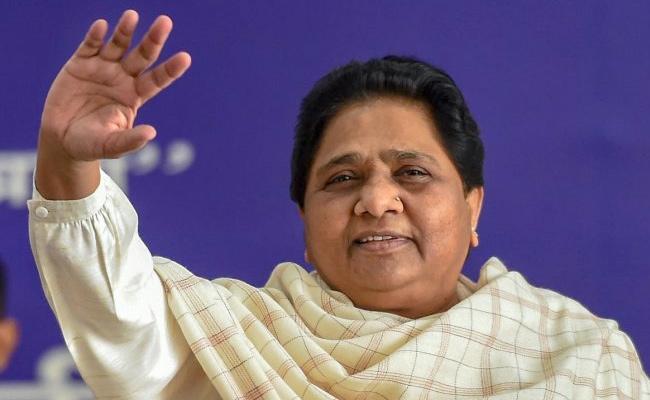 Mayawati Uttar Pradesh Political Legend - Sakshi